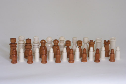 turning chess pieces