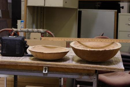 cored bowls