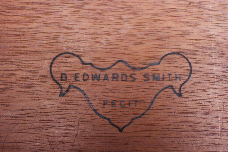 edwards smith fecit branding iron