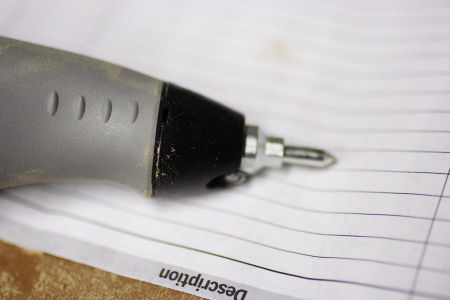 engraver tip