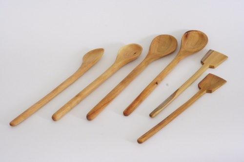 buckthorn wooden spoons