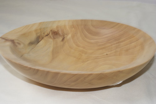 spalted bowl mother-in-law
