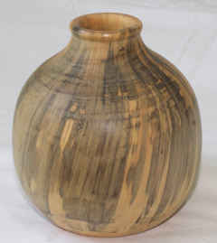 spalted Norfolk Island pine