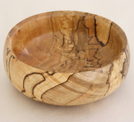 spalted silver maple